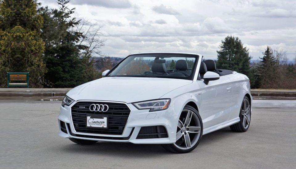 Audi A3 S Rental in Orlando