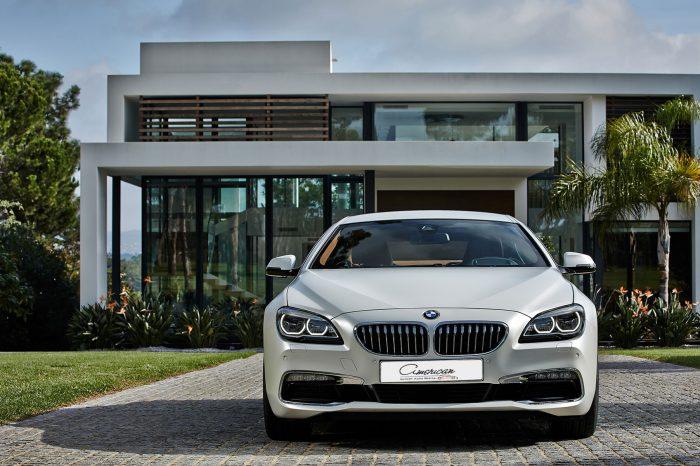 BMW 640i Rental in Orlando