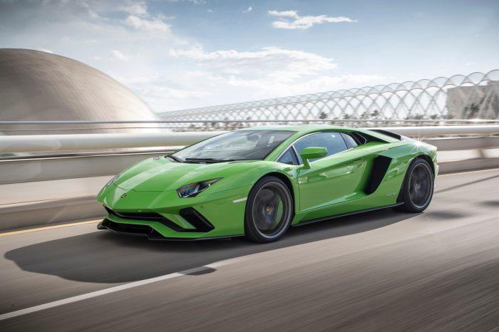 Lamborghini Aventador S Rental in Orlando