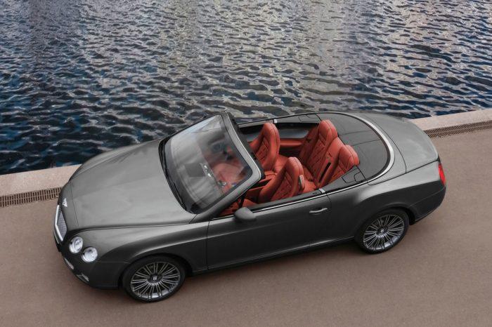 Bentley Car Rental Orlando Continental GT V8 S