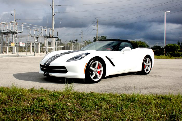 Corvette Stingray Convertible Rental Orlando