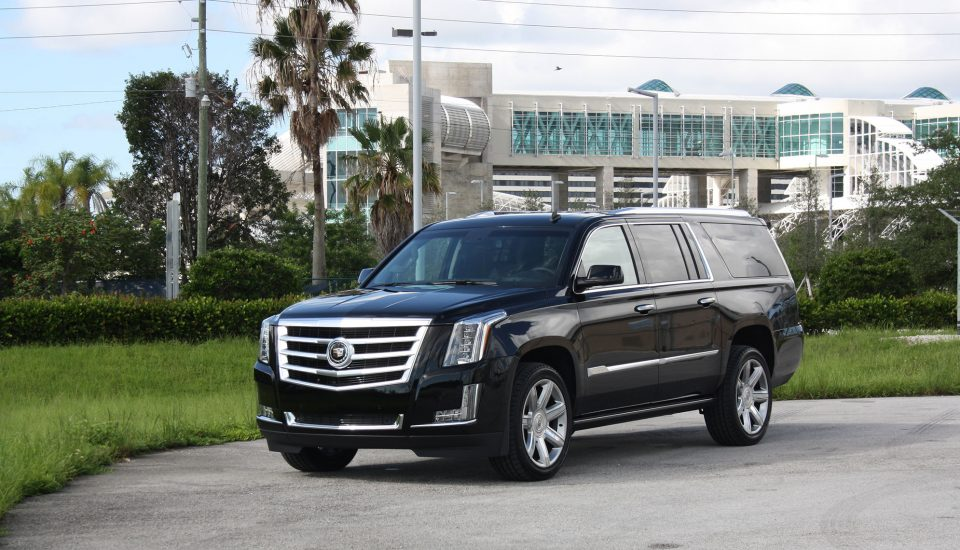 Cadillac Escalade ESV Rental in Orlando