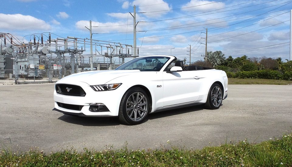 Ford Mustang GT 5.0 Rental in Orlando