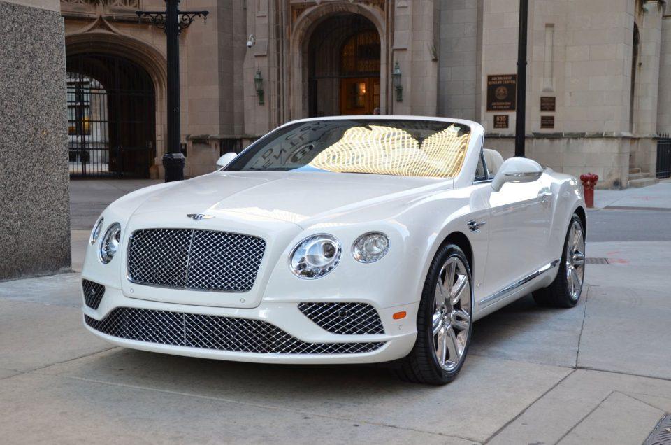 Bentley Rental Orlando Continental Gt V12 American