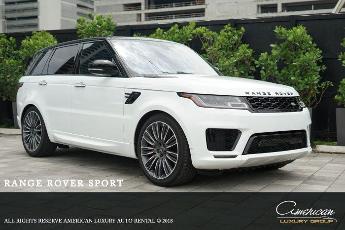 Range Rover Sport Rental in Orlando