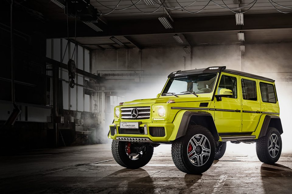 Mercedes Benz G550 Squared 4×4 Rental In Orlando U2013 American Luxury Auto  Rental