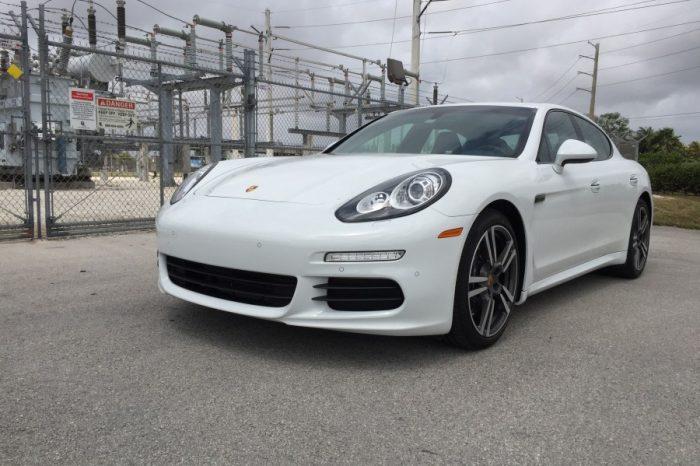 Porsche Panamera Rental in Orlando