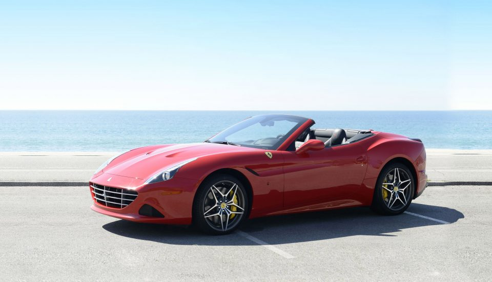 Ferrari California T Spider Rental in Orlando