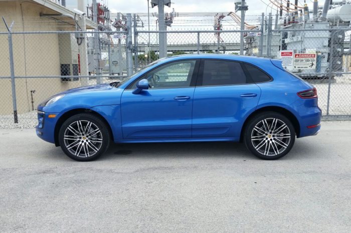 Porsche Macan Luxury SUV Rental in  Orlando