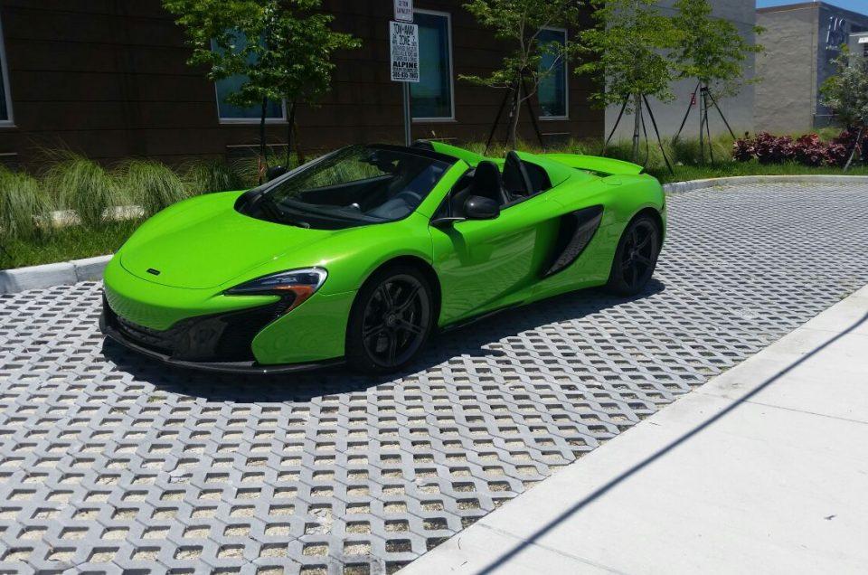 Mclaren 650s Rental In Orlando American Luxury Orlando