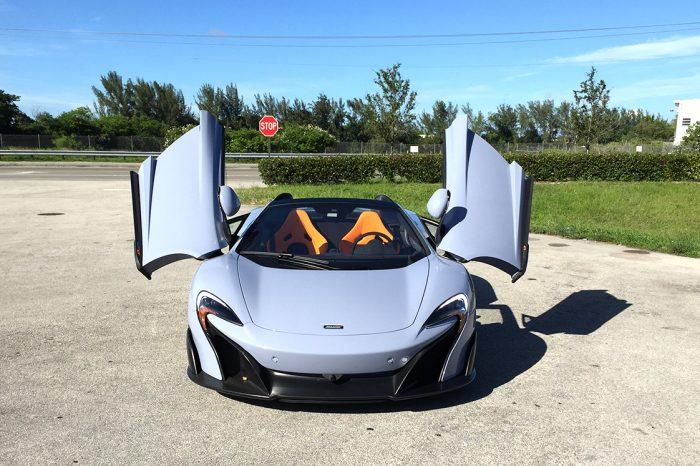 Mclaren Rental In Orlando American Luxury Auto Rental