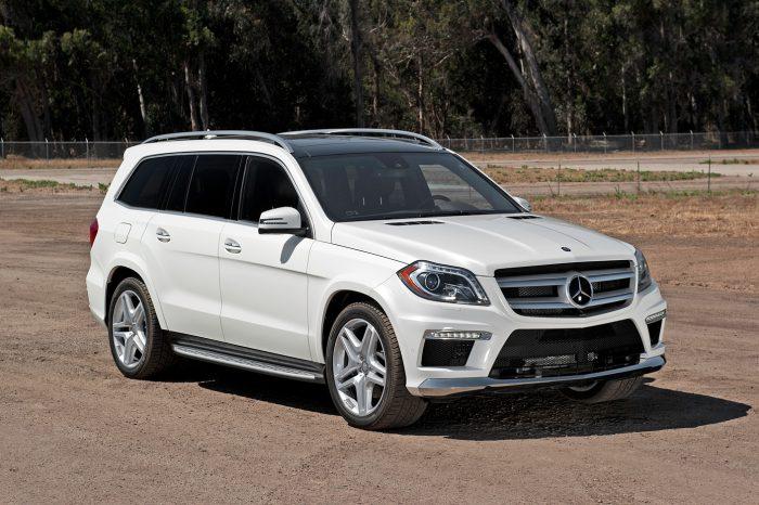 Mercedes Benz GL 550 Rental in Orlando – SUV