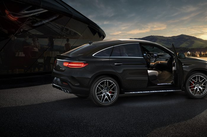 Mercedes Benz GLE 450 Rental in Orlando