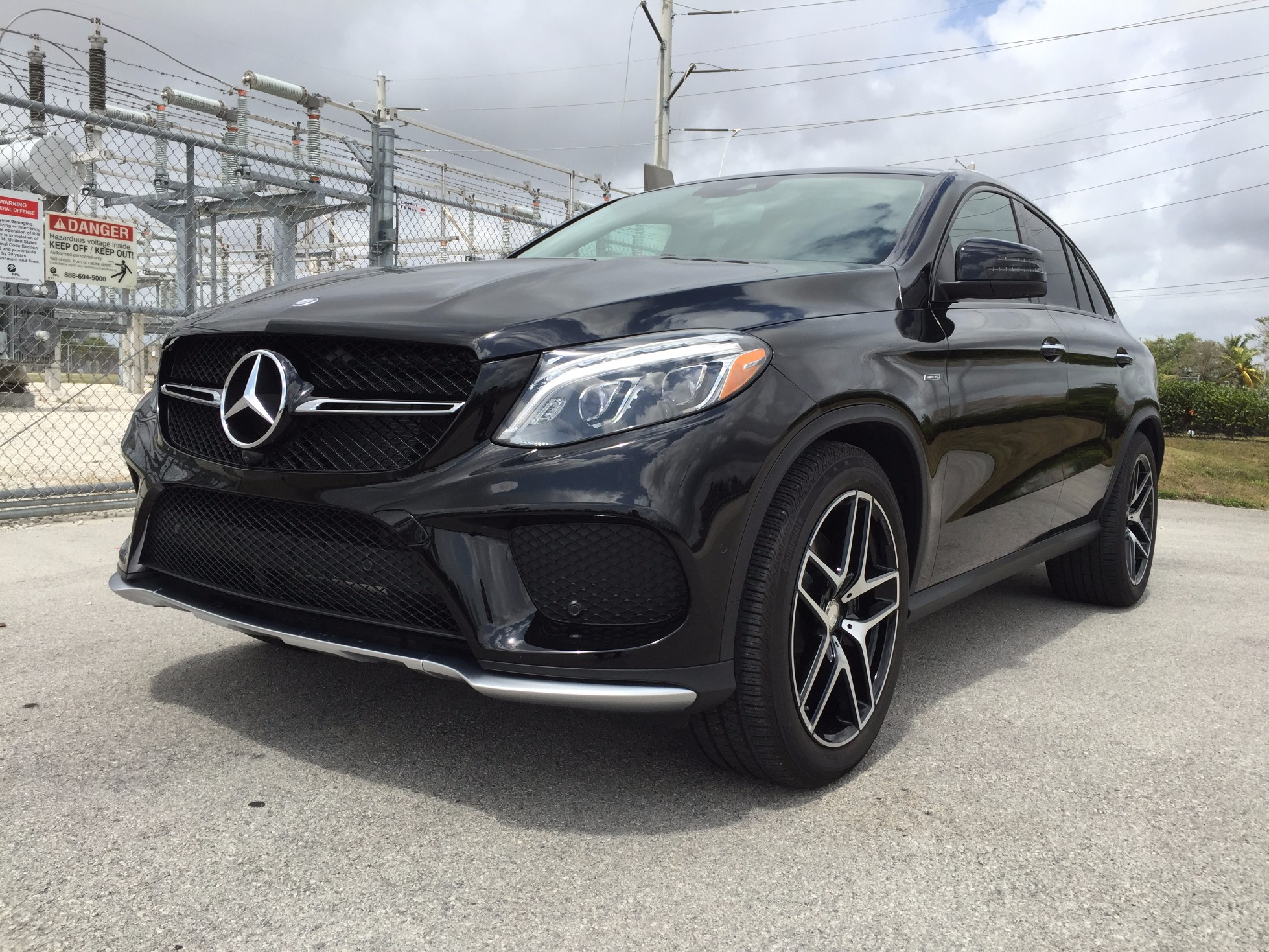 Mercedes benz gle 450 rental in orlando american luxury for Mercedes benz orlando