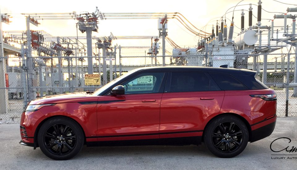 New Range Rover Velar Rental in Orlando
