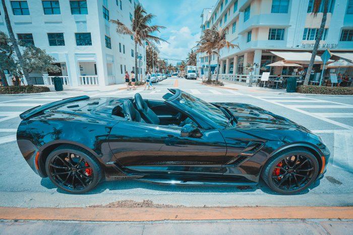 2019 Corvette Grand Sport Convertible