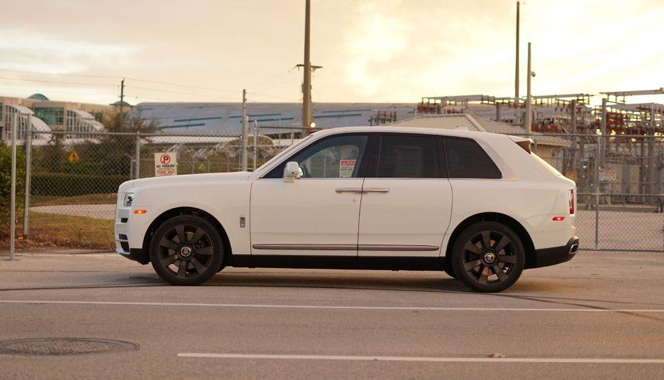 Rolls Royce Cullinan rental in Orlando