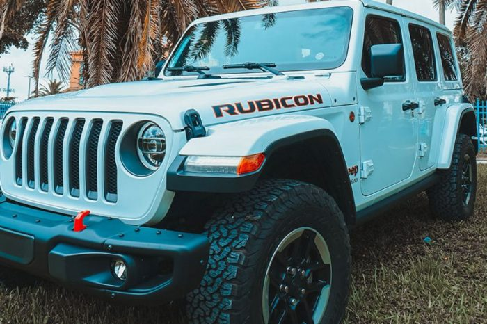 Jeep Wrangler Rubicon rental in Orlando