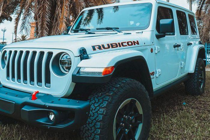Jeep Wrangler Rubicon Rental in Orlando