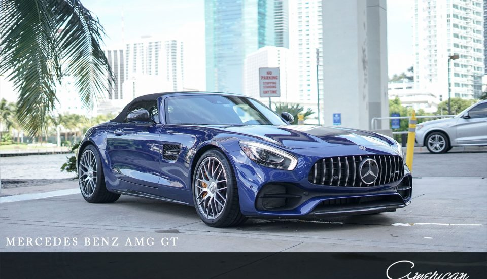 Mercedes Benz AMG GTC Rental in Orlando